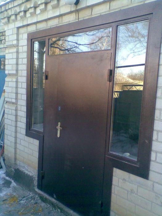металлические двери на заказ от производителя