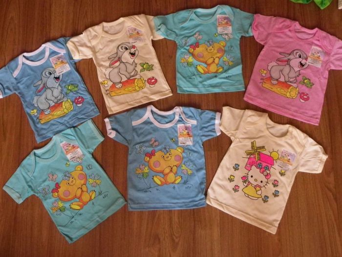 Детский трикотаж и одежда оптом от Пятигорского производителя Виктория Кидс a865b6ee31c2e